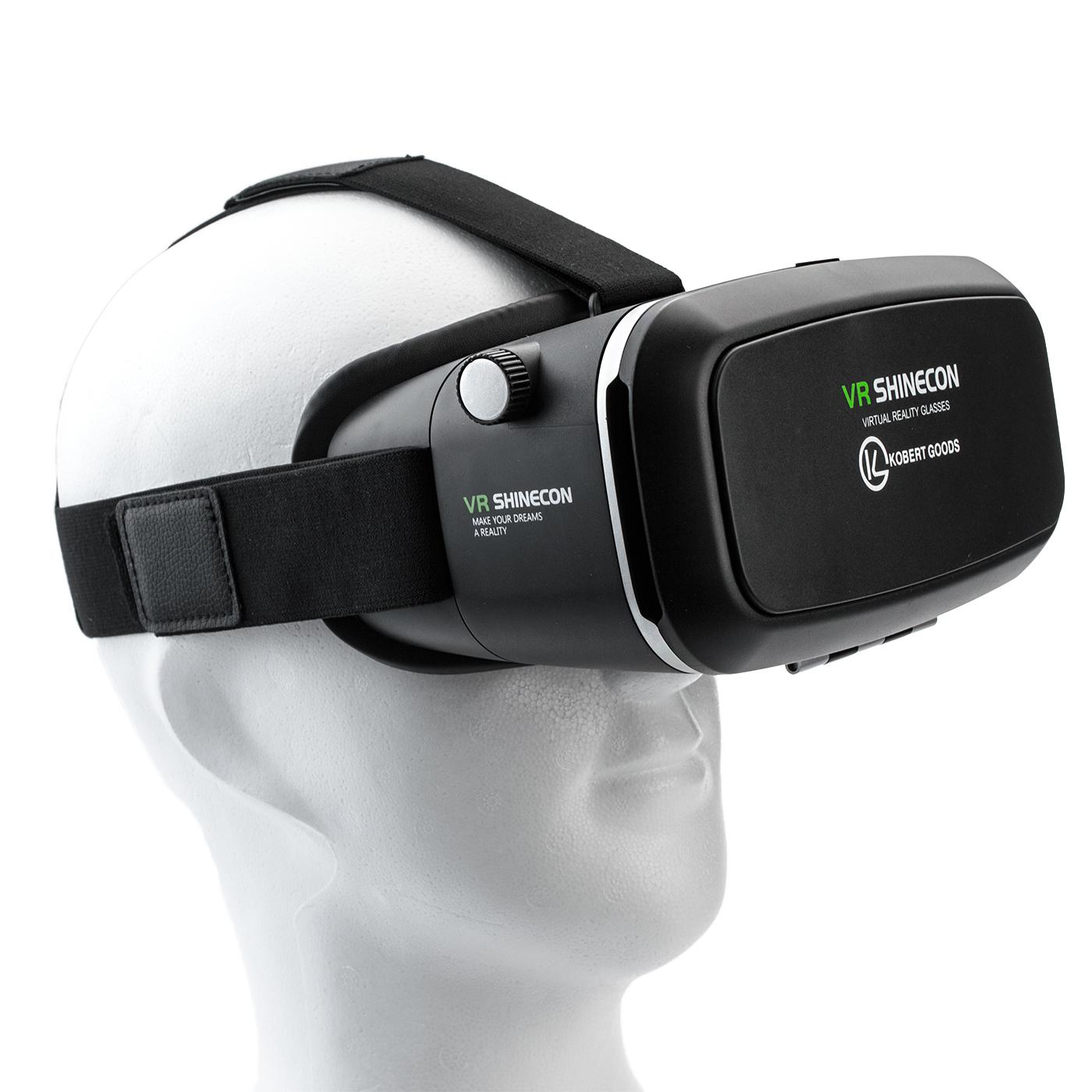 vr shinecon virtual reality brille 3d spiel brille karton video movie 3 5 6 zoll ebay. Black Bedroom Furniture Sets. Home Design Ideas